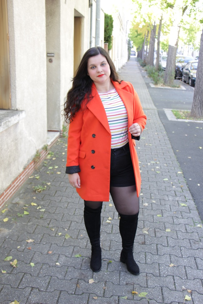 comment-porter-manteau-orange-blog-mode-la-rochelle-2