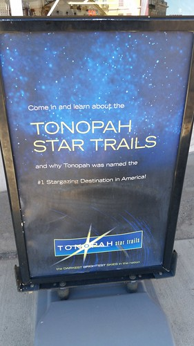 Tonopah Star Trails