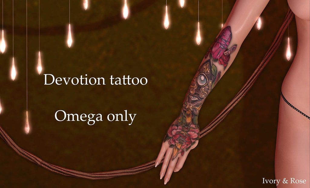 Devotion-tattoo GIFT @ Redeux - TeleportHub.com Live!
