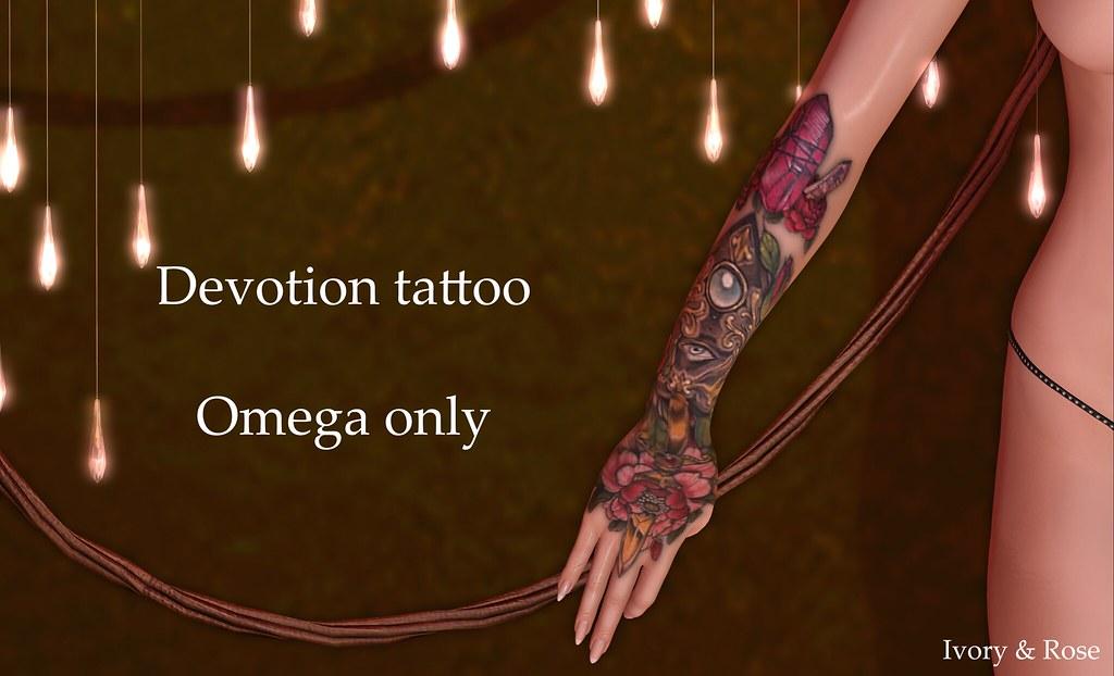 Devotion-tattoo GIFT @ Redeux