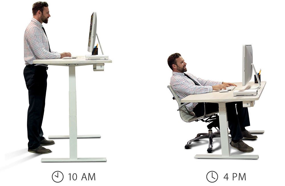 Why You Should Choose the SmartDesk as a Cheap Standing Desk - Image 2