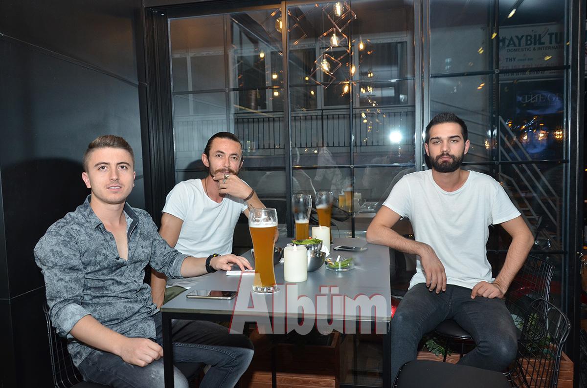 Mehmet Ongan, Mustafa Topaloğlu, Yusuf Kalık