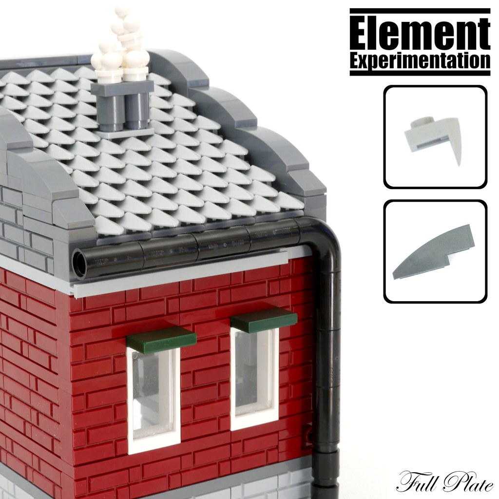 Element Experimentation: Roof