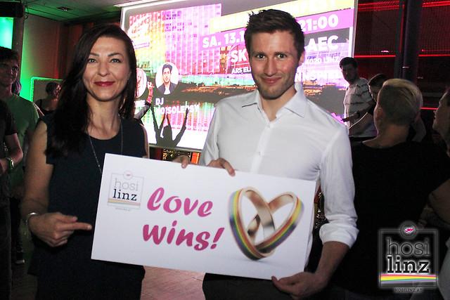 12.+13.10.2018: Love wins!