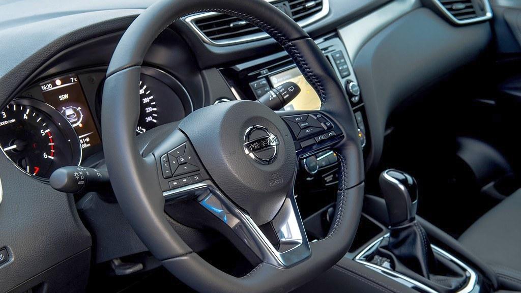 Nissan Qashqai 133 benzin 3