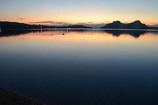 Loutraki, Lake Vouliagmenis