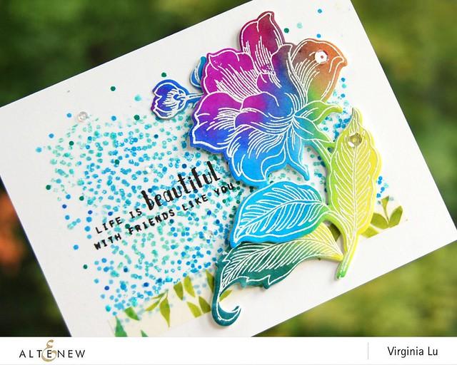 Altenew-EngravedFlowersStampDie-KindConfetti-Virginia#2