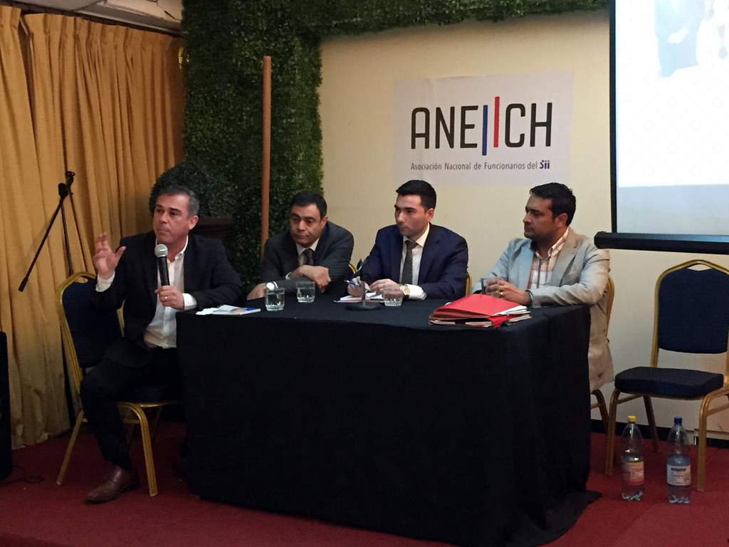 Dirigentes del FTH participan en Consultivo Nacional ANEIICH – 18 Octubre 2018