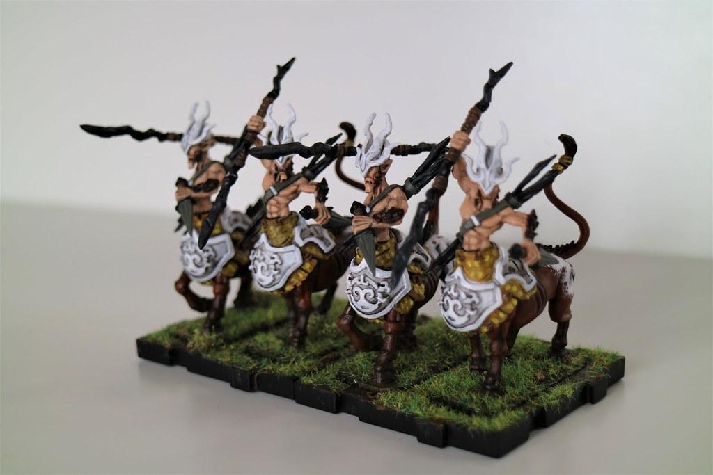 Runewars Miniatures Ventala Aspen Front
