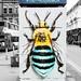 Mcr Bee contrasts