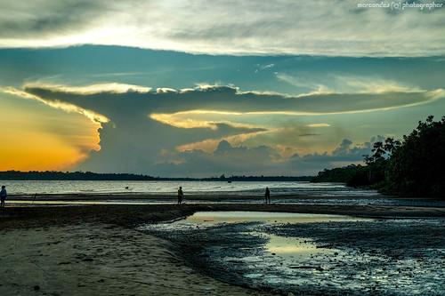 Sunset em Fazendinha