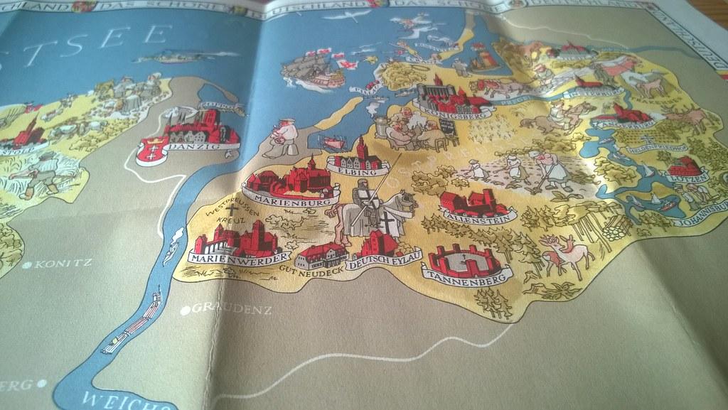 Deutschland; 1934_5, map, Germany | worldtravelLib - I am seeking a ...