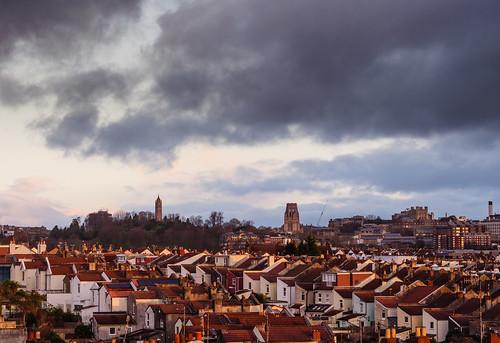 Bristol dawn