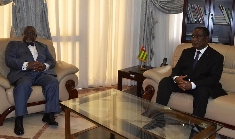 ambassadeur du nigeria au togo