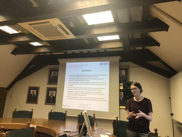 Higher Decision - sekcija u okviru CECIIS konferencije
