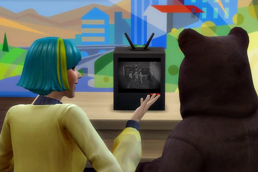The Sims 4 Rumo à Fama: Várias Novas Imagens