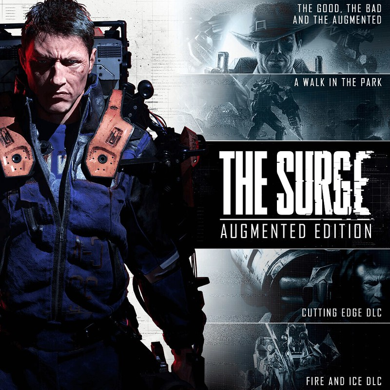 The Surge – Augmented Edition