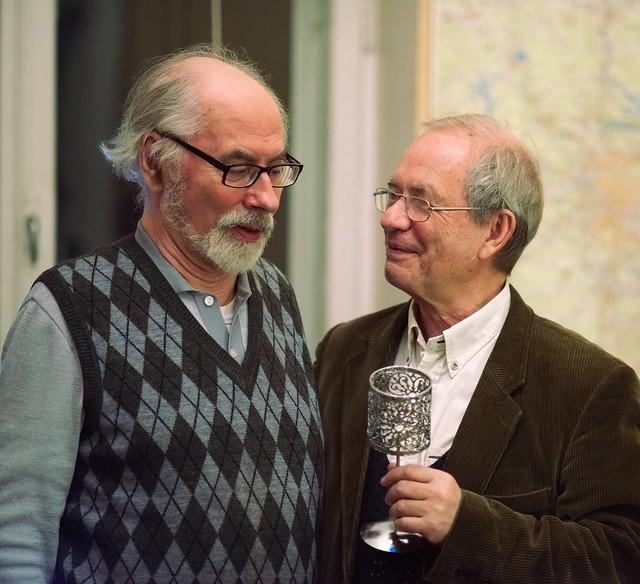 Yuri Efremov and Artur Chernin, SAI MSU