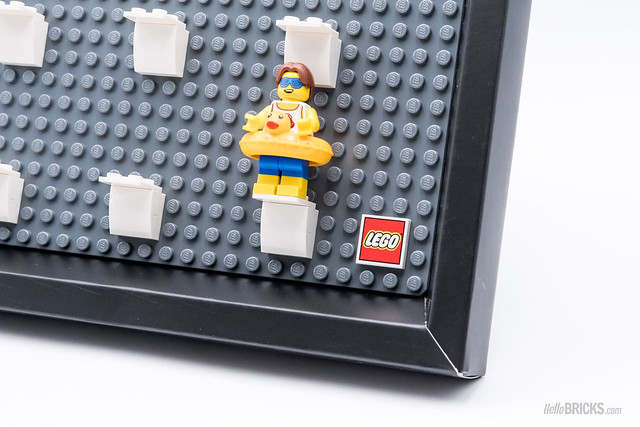 REVIEW LEGO 5005359 Minifigure Collector Frame