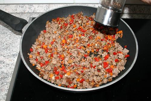 47 - Mit Salz & Pfeffer abschmecken / Taste with salt & pepper