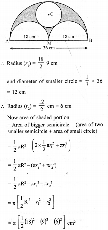 RD Sharma Class 10 Book Pdf Free Download Chapter 15 Areas related to Circles