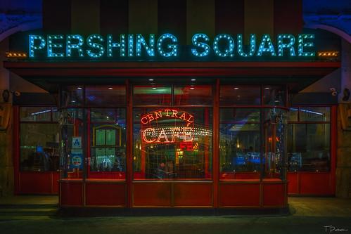 Pershing Square - New York City