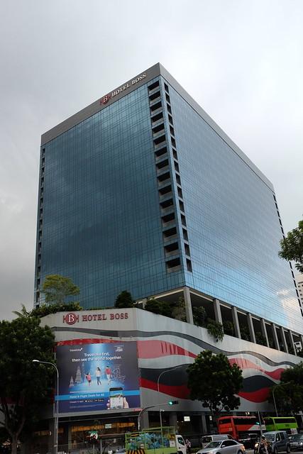 シンガポール旅行の写真をたんたんとアゲるよ(5)〜ブギスからクラーク・キーへ