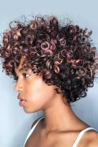 2019 Shapely Curly Bob Haircuts-Try This Season 2