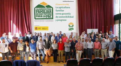 """Jornada """"La agricultura familiar como garantía de sostenibilidad y progreso"""""""