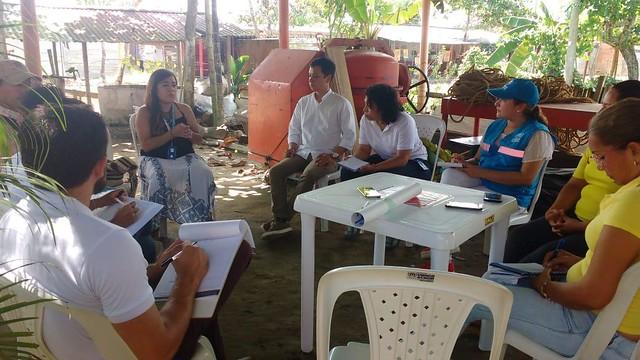 Presentación de Proyecto Comunidades Tejedoras de Paz | CIDEMOS - ACNUR Arauca