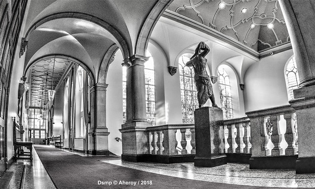 Academiegebouw B W,Groningen Stad,the, Canon EOS 750D, Canon EF 8-15mm f/4L Fisheye USM