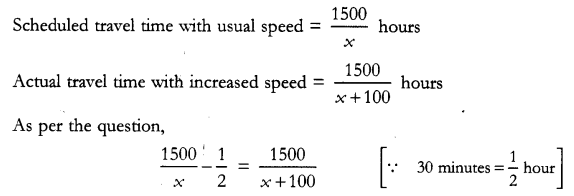 CBSE Sample Papers for Class 10 Maths Paper 11 A 16