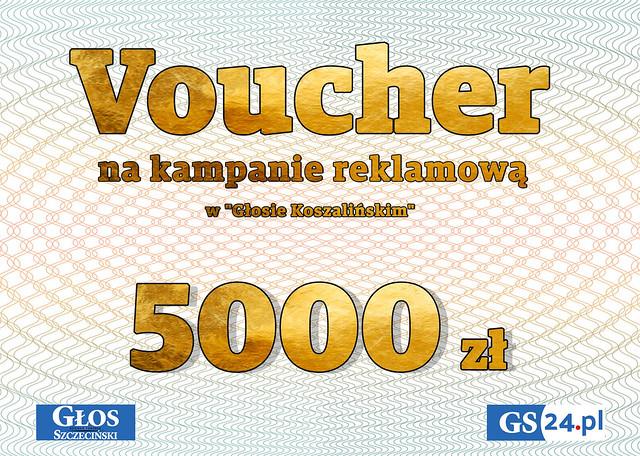 Q801616907C voucher GS 5000