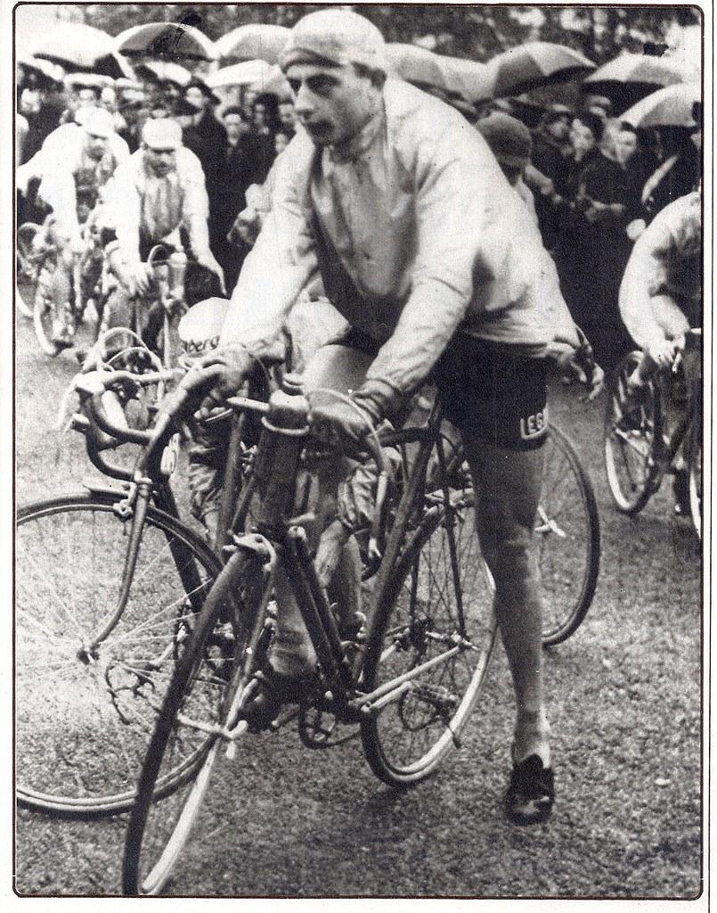 Fausto Coppi al Giro d'Italia 1940
