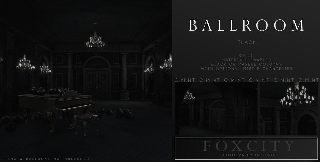 FOXCITY. Photo Booth - Ballroom Black @ Limit8 - TeleportHub.com Live!