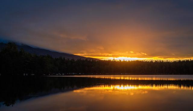 First Light, Daicey Pond
