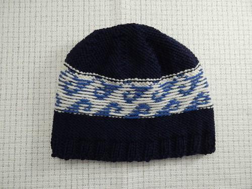 Inside Bluenami hat