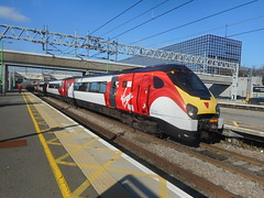 milton keynes & bletchley trains