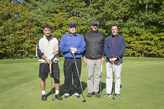 2018-10-19 Golf - Team Kingman Scott Zeien Dale Ferrara Paul Gilroy Michael Sullivan