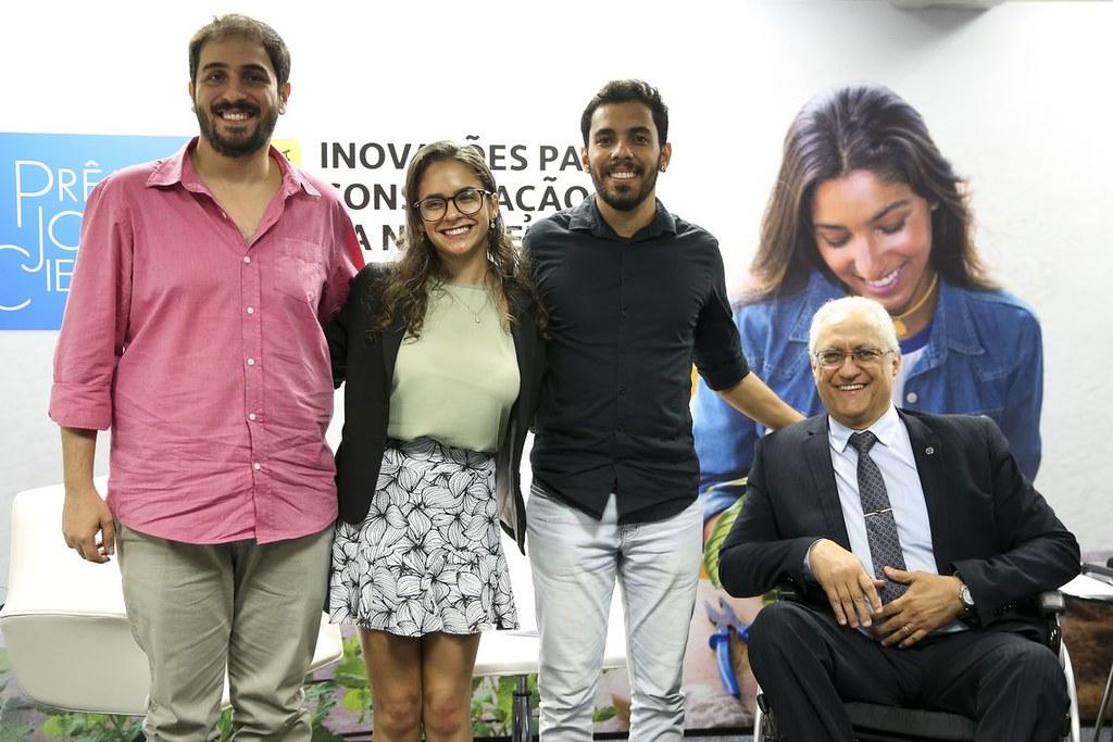 Pará está entre os vencedores da 29ª edição do Prêmio Jovem Cientista, cientista