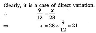 NCERT Solutions for Class 8 Maths Chapter 13 Direct and Inverse Proportions 11