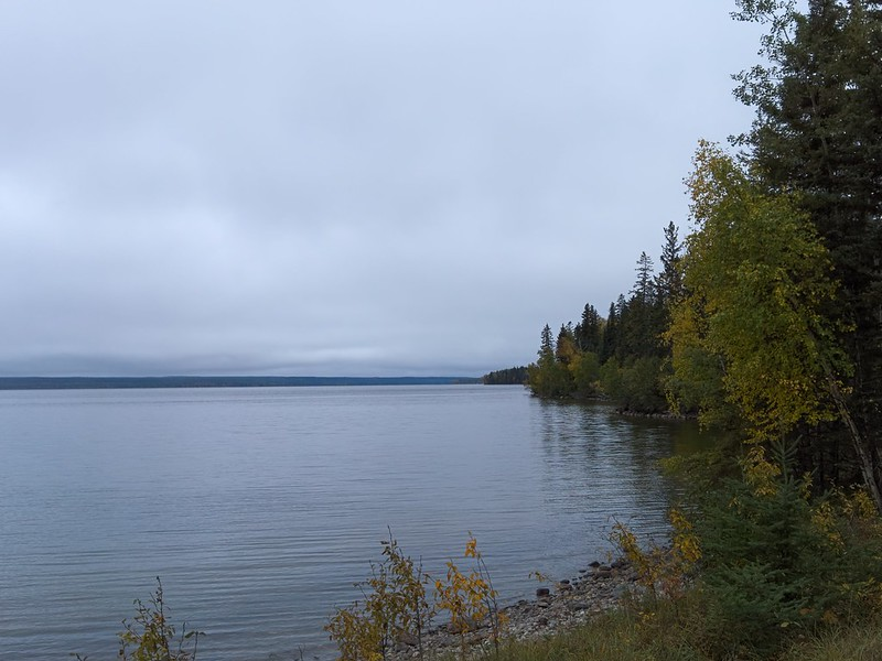 Prince Albert National Park: Point View