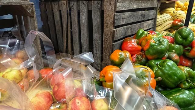 Farm market selections