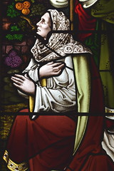 Anne Henniker at the Deposition of Christ (WG Taylor, 1884)