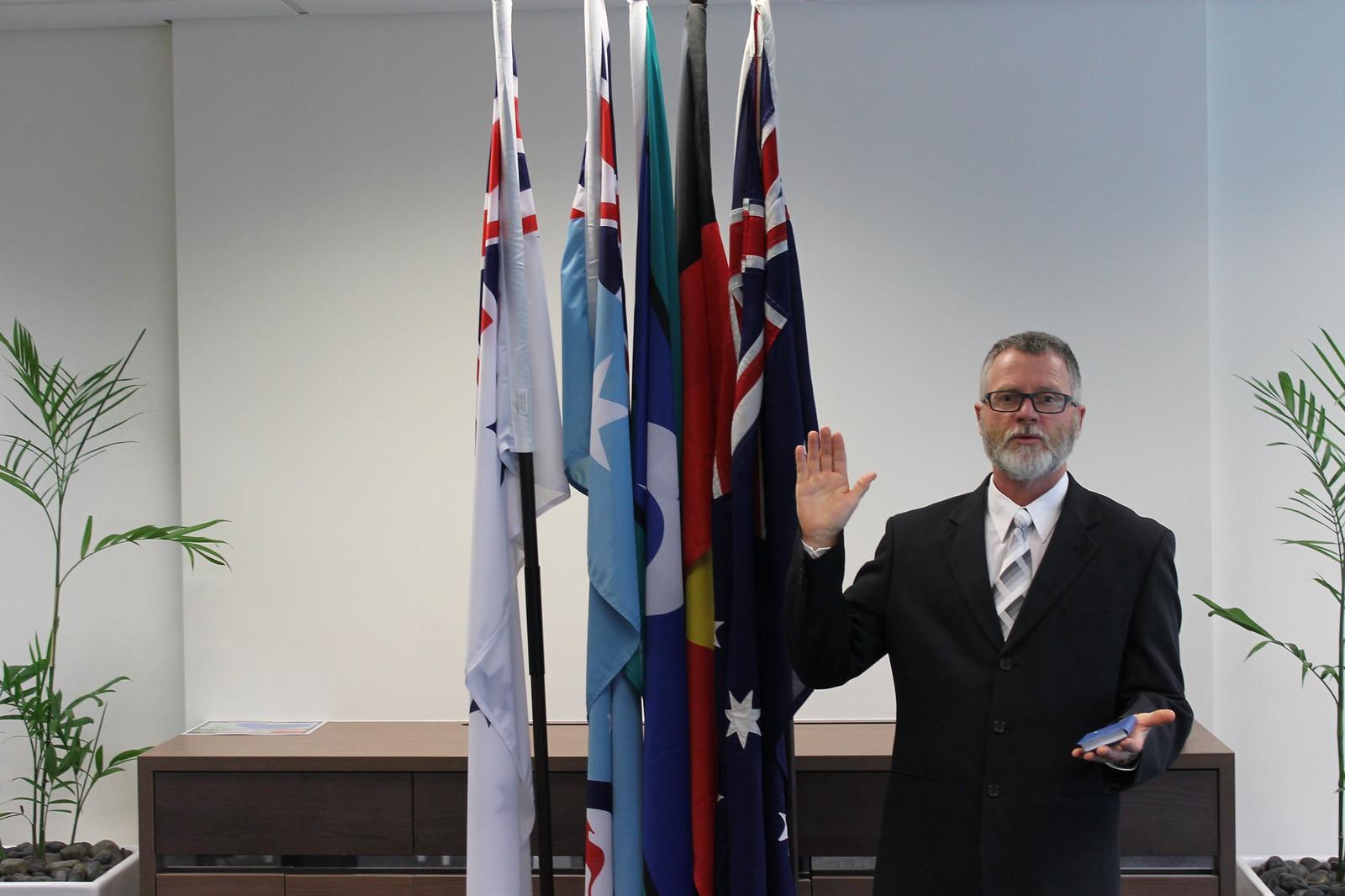 ADF Ceremony 26.09.18