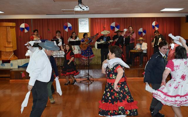 CEP culmina las celebraciones de Fiestas Patrias con nuestro Baile Nacional