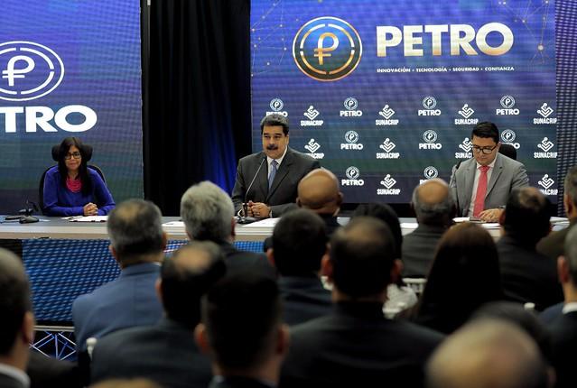 Criptomoeda venezuelana inicia nova etapa para intercâmbio comercial