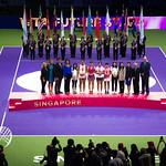 Future Stars Trophy Ceremony