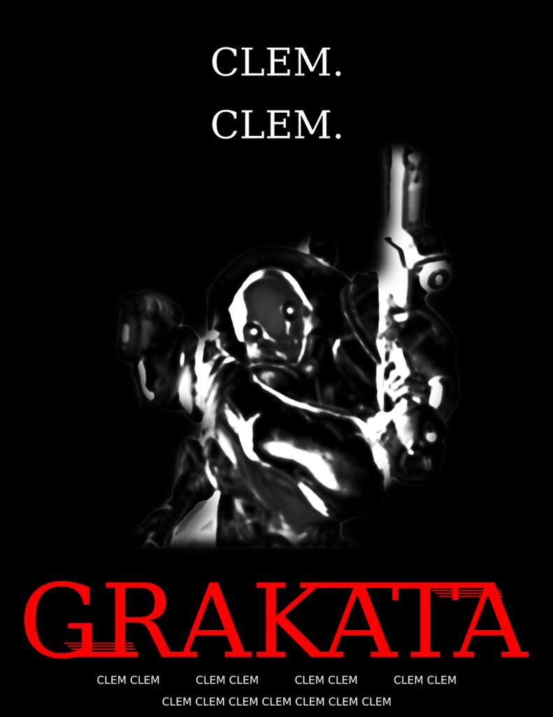 Grakata poster