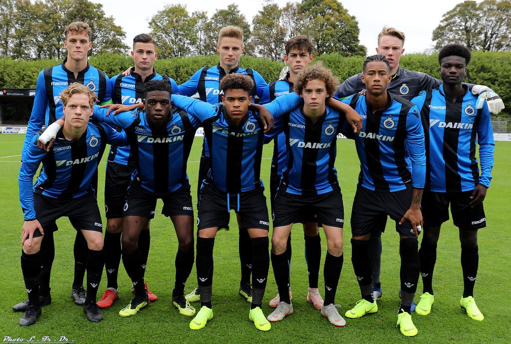 Youth League Club Brugge - AS Monaco